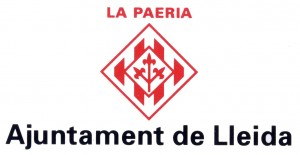 Logo Ajuntament de Lleida Vermell
