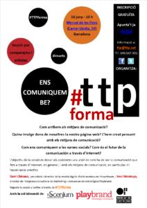 TTPforma - Ens comuniquem be
