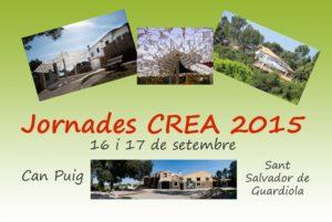 Jornades CREA 2015