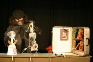 Quixot & Quijote (L'Estenedor Teatre)