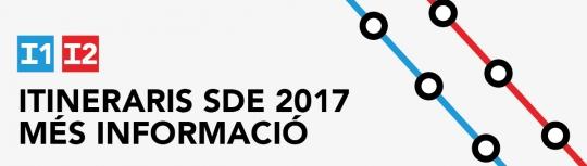 Itineraris SDE