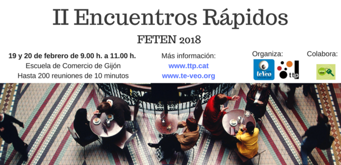 II Encuentros Rápidos feten 2018