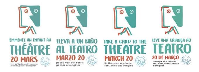 Porta un nen al teatre