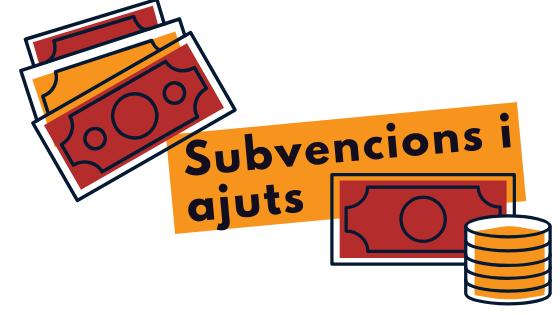 Noves subvencions