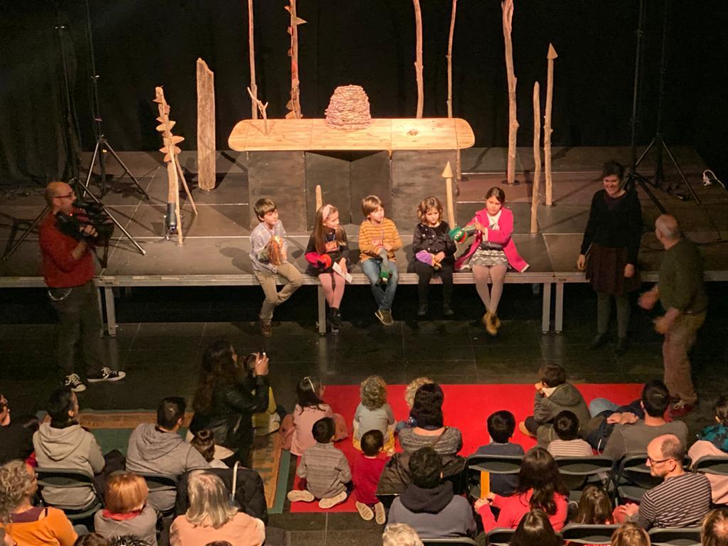 Pea Green Boat guanya el premi del públic al festival FESTITÍTERES