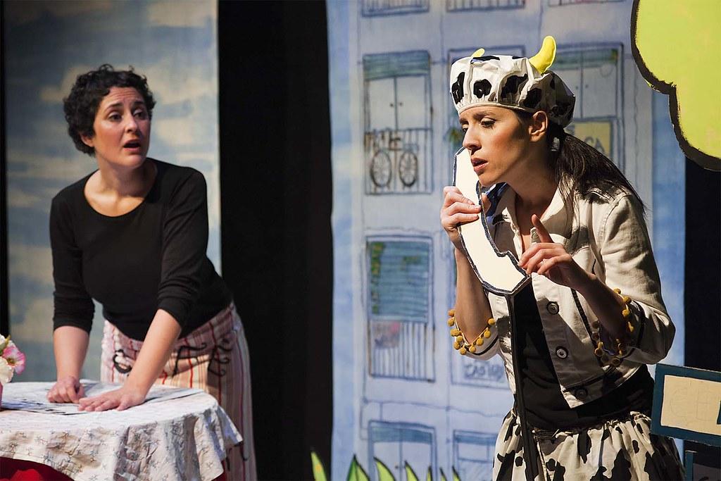La vaca que canta, de PocaCosa Teatre