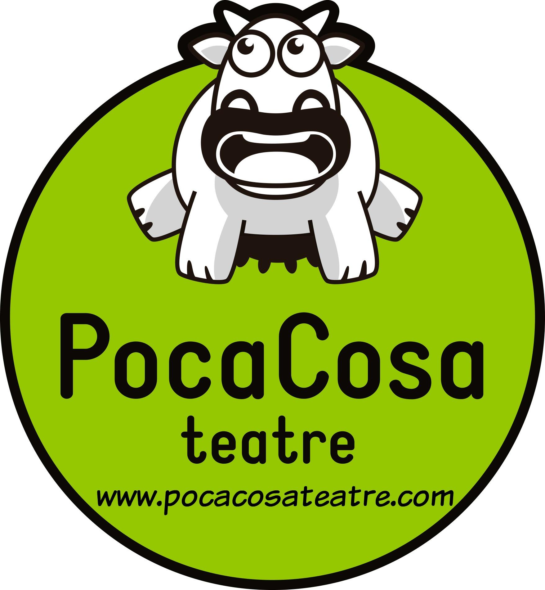 logo Pocacosa Teatre