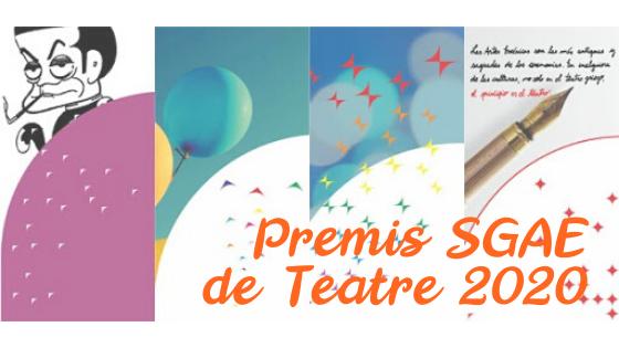 Premios Sgae de Teatro 2020