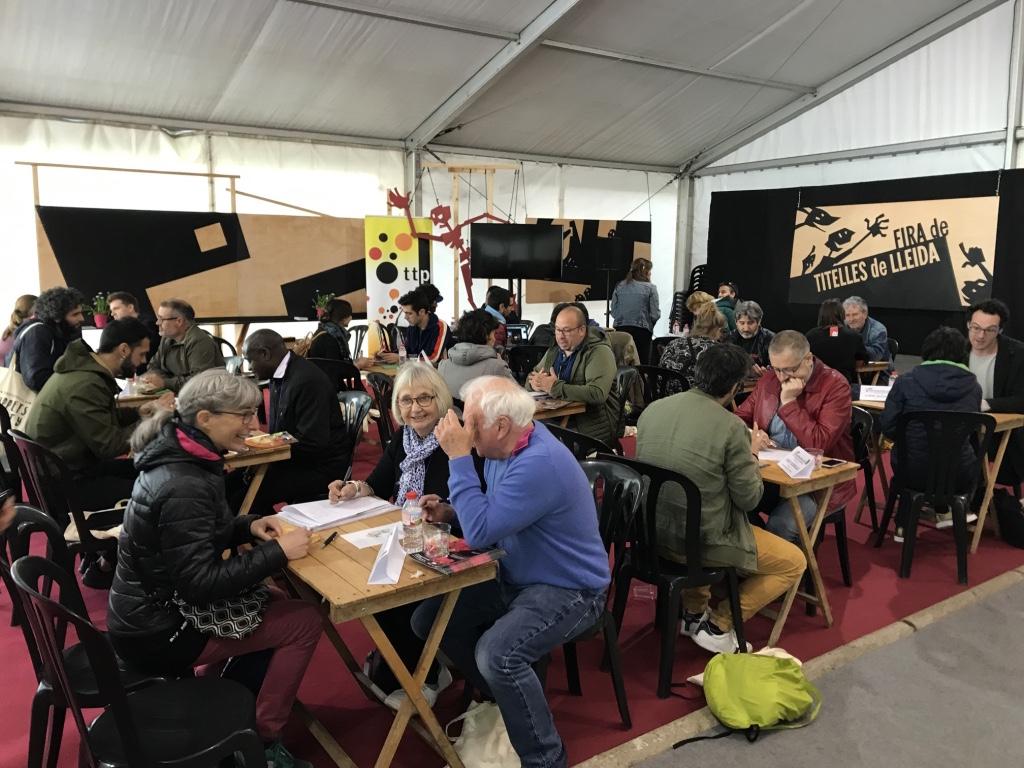 Speed Meetings – Fira Titelles Lleida
