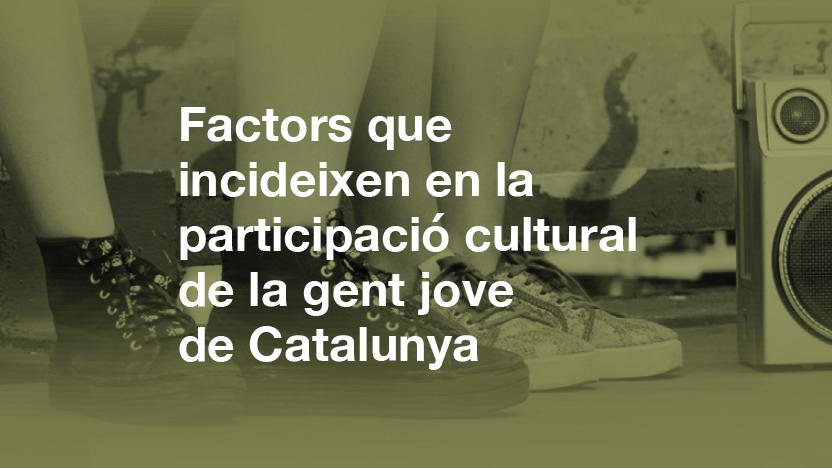 El CoNCA promou la coordinació de la polítiques culturals, educatives i de joventut per fomentar la participació cultural dels joves