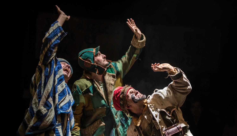 La Baldufa Teatre, primera companyia catalana i de la TTP en guanyar el Premio Nacional de Artes Escénicas para la Infancia y la Juventud
