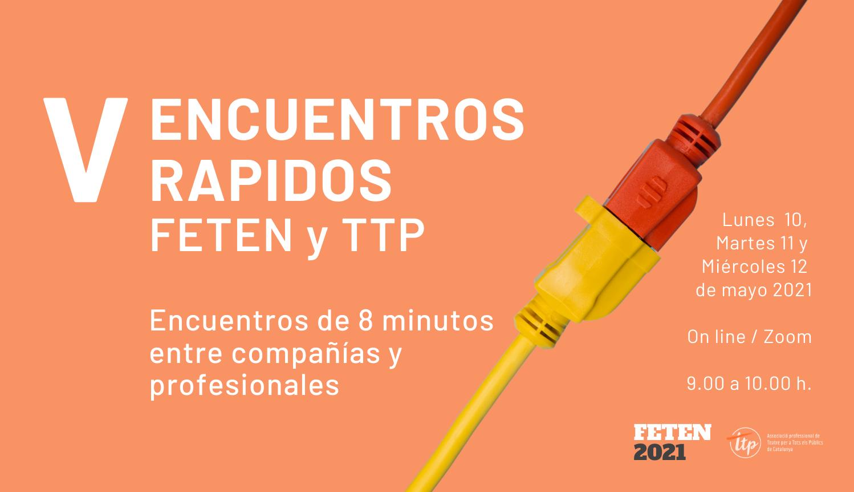 Oberta la convocatòria de programadors als 'V Encuentros Rapidos' FETEN i TTP