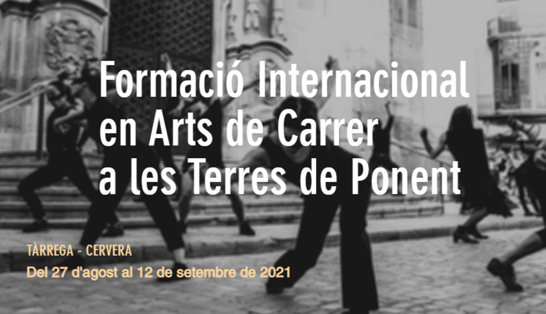 SPASA, Formació Internacional en Arts de Carrer a les Terres de Ponent