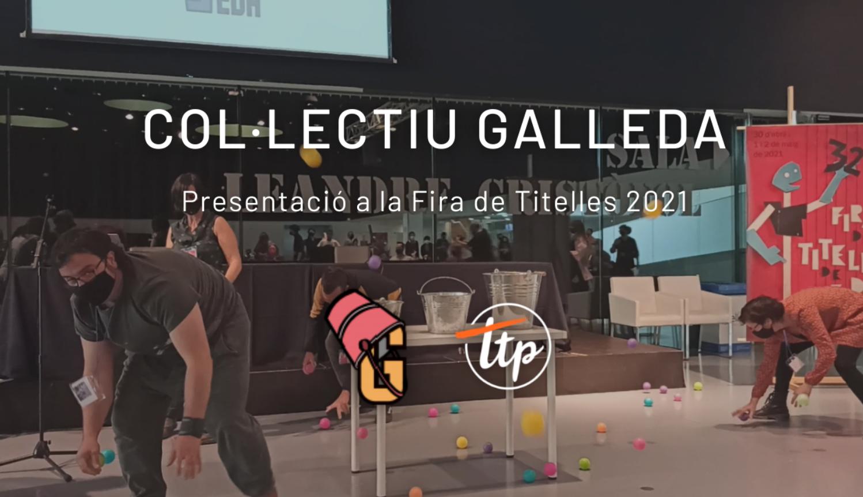 El Col·lectiu Galleda posa en valor les instal·lacions participatives d'autor