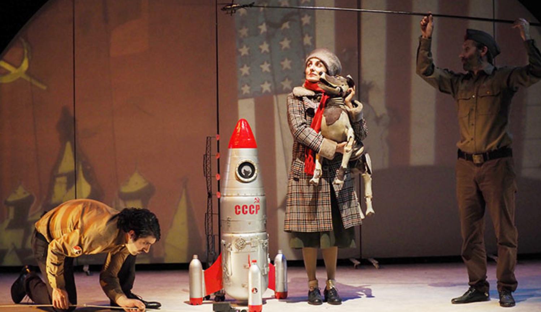 """""""Laika"""", de la companyia sòcia de la TTP Xirriquiteula, finalista als Premios MAX"""
